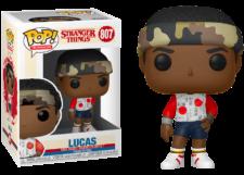 Funko Pop! Stranger Things: Lucas #807