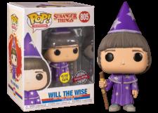 Funko Pop! Stranger Things: Will the Wise (GitD) #805