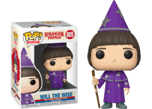 Funko Pop! Stranger Things: Will the Wise #805