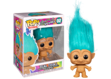 Funko Pop! Good Luck Trolls: Teal Troll #02