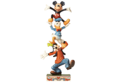 "Disney Traditions: Goofy, Donald and Mickey ""Teetering Tower"""
