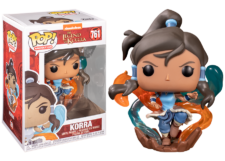 Funko Pop! The Legend of Korra: Korra#761