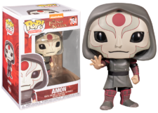 Funko Pop! The Legend of Korra: Amon #764