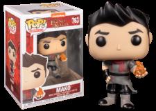 Funko Pop! The Legend of Korra: Mako #763