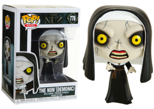 Funko Pop! The Nun: The Nun (demonic) #776