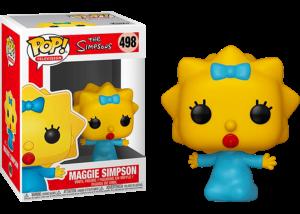 Funko Pop! The Simpsons: Maggie Simpson #498