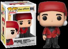 Funko Pop! The Office: Michael as Santa #906