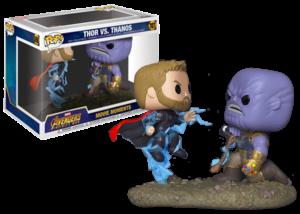 Funko Pop! Infinity War: Thor VS Thanos #707