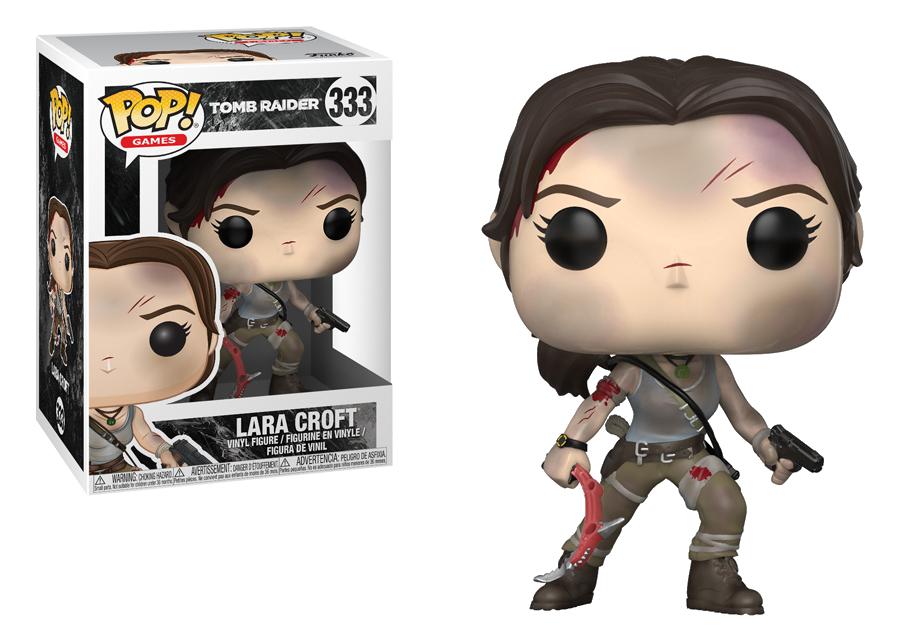 Funko Pop! Tomb Raider: Lara Croft #333