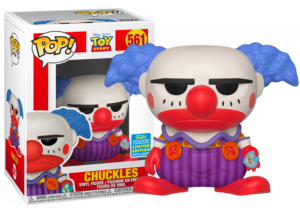 Funko Pop! Toy Story: Chuckles #561