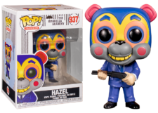 Funko Pop! The Umbrella Academy: Hazel #937