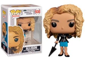 Funko Pop! The Umbrella Academy: Allison Hargreeves #930