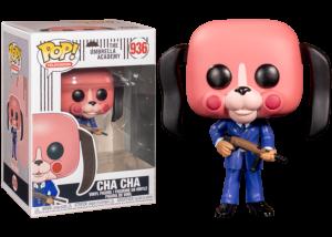 Funko Pop! The Umbrella Academy: Cha Cha #936