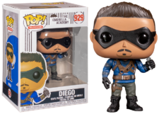 Funko Pop! The Umbrella Academy: Diego Hargreeves #929