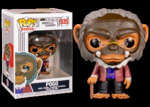 Funko Pop! The Umbrella Academy: Pogo #935
