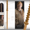 Harry Potter: Wand with Bookmark: Arthur Weasley