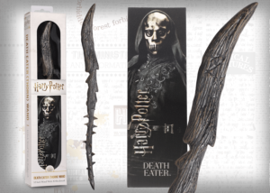 Harry Potter: Wand with Bookmark: Death Eater