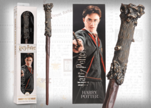 Harry Potter: Wand with Bookmark: Harry Potter