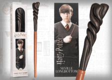 Harry Potter: Wand with Bookmark: Neville Longbottom