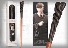 Harry Potter: Wand with Bookmark: Neville Longbottom