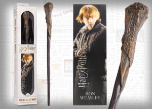 Harry Potter: Wand with Bookmark: Ron Weasley