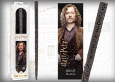 Harry Potter: Wand with Bookmark: Sirius Black