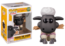Funko Pop! Wallace and Gromit: Shaun the Sheep #777