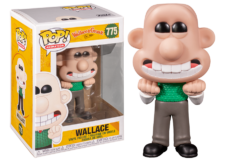 Funko Pop! Wallace and Gromit: Wallace #775