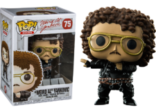 "Funko Pop! Rocks: ""Weird Al"" Yankovic #75"
