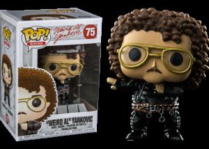 "Funko Pop! Rocks: ""Weird Al"" Yankovic #75"