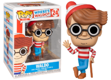 Funko Pop! Where's Waldo: Waldo #24