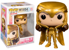 Funko Pop! Wonder Woman 84: Golden Armor #323