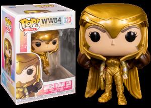 Funko Pop! Wonder Woman 84: Golden Armor #323