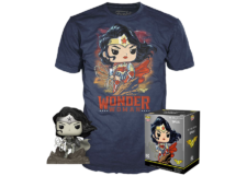 Funko Pop! & Tee: Wonder Woman #282