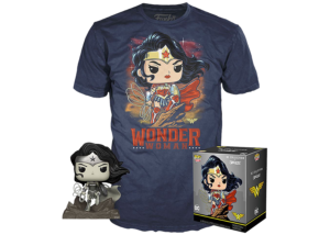 Funko Pop! & Tee: Wonder Woman #282