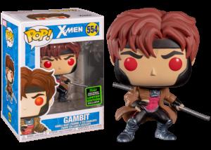 Funko Pop! X-Men: Gambit #554