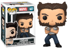 Funko Pop! X-Men: Logan #647