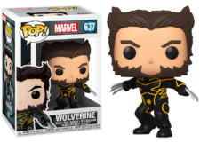 Funko Pop! X-Men: Wolverine #637