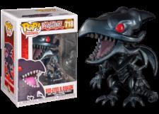 Funko Pop! Yu-Gi-Oh: Red-Eyes Black Dragon #718
