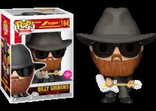 Funko Pop! ZZ Top: Billy Gibbons #164