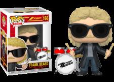 Funko Pop! ZZ Top: Frank Beard #166