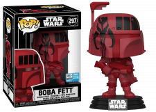 Funko Pop! Star Wars: Boba Fett (WonderCon) #297