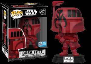 Funko Pop! Star Wars: Boba Fett (WonderCon) #297