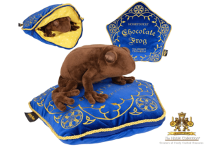 Harry Potter: Chocolate Frog Plush and Pillow