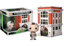 Funko Pop! Ghostbusters: Venkmen with Firehouse #03