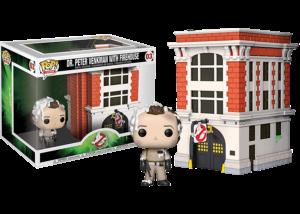 Funko Pop! Ghostbusters: Venkmen with Firehouse #03