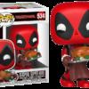 Funko Pop! Holiday Deadpool #534