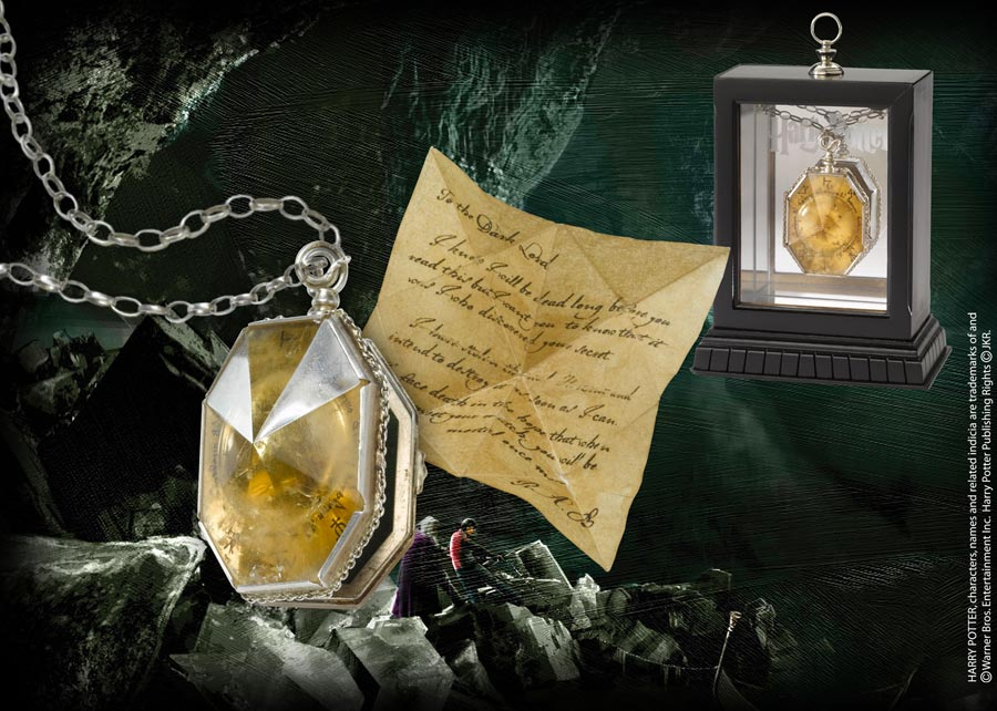 Harry Potter: The Locket From the Cave