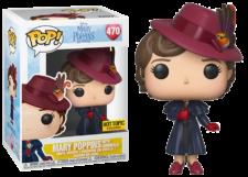 Funko Pop! Mary Poppins: Mary Poppins with Umbrella #470 HTE