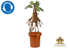 Harry Potter: Mandrake Interactive Plush